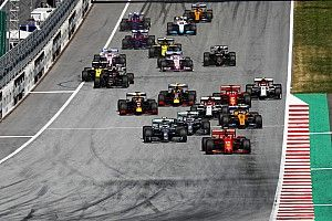 Brown cautions F1 season might not be as full as hoped