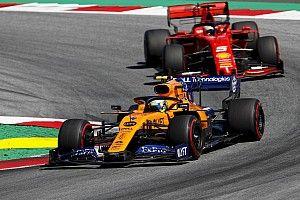 Norris et Vettel pénalisés sur la grille de départ à Hockenheim