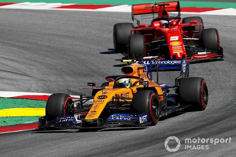 Un moteur maison ou Ferrari, McLaren n'y a jamais pensé