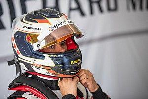F2 Hungaroring: De Vries in de regen naar pole-positie