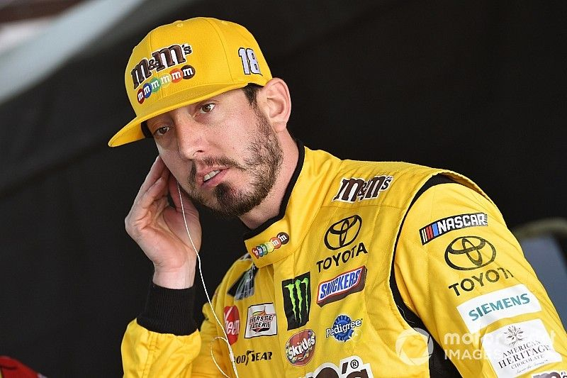 """Kyle Busch: """"No question"""" speeds at Dover are near """"danger zone"""""""