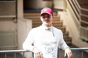 Boccolacci returns to F2 grid with Trident