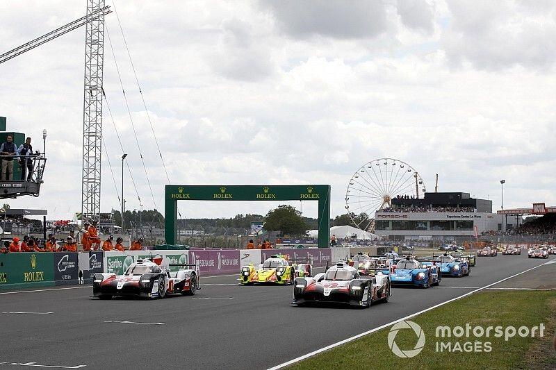 Le Mans releases 62-car 2020 entry list