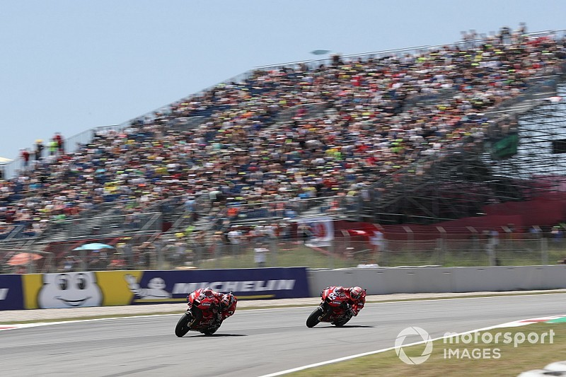 The Barcelona MotoGP race as it happened