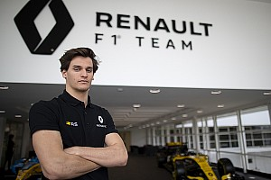 Lorandi kierowcą Renault