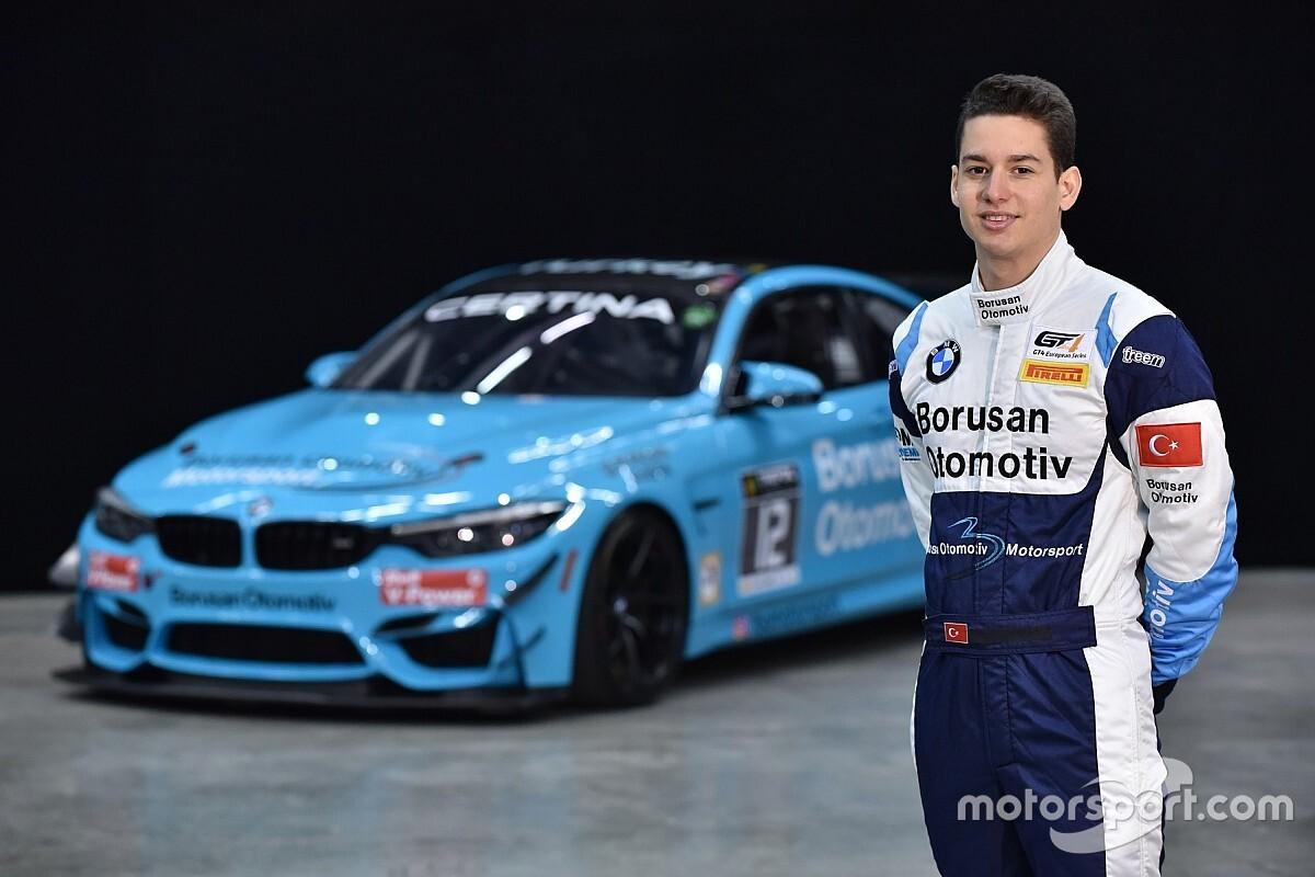 Cem Bölükbaşı, Borusan Otomotiv Motorsport renkleriyle Fransa'da yarışacak