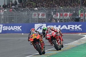 マルケスから約6秒差、KTM進歩の証? ポル・エスパルガロ「信じられないリザルト」