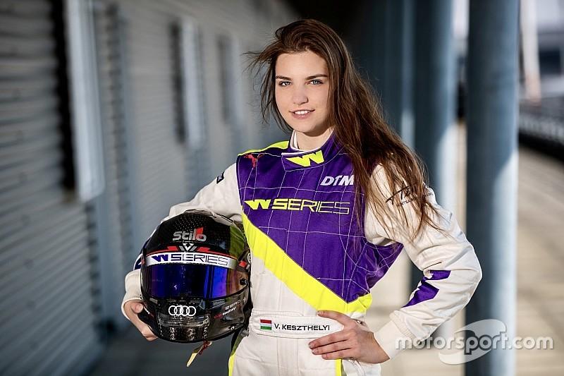 Keszthelyi Vivien új idei kihívásai a motorsportban: mi vár rá?