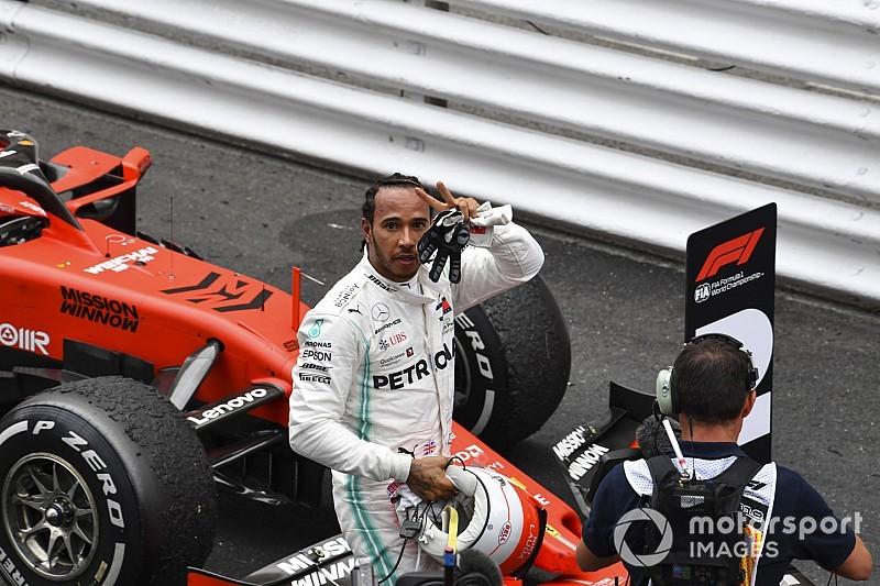 Hamilton szerint az idei szezonja eddig átlagos