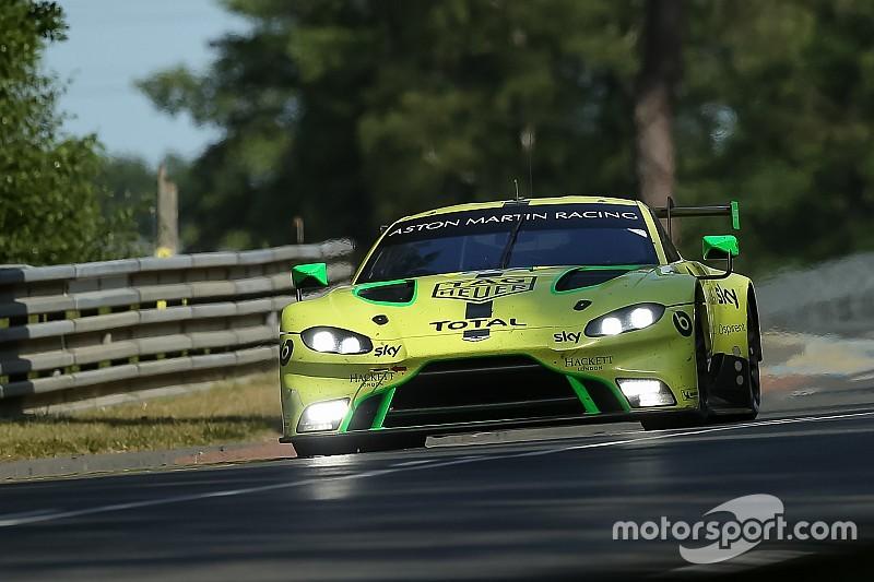 """Après deux victoires, Aston Martin est """"de retour aux affaires"""""""