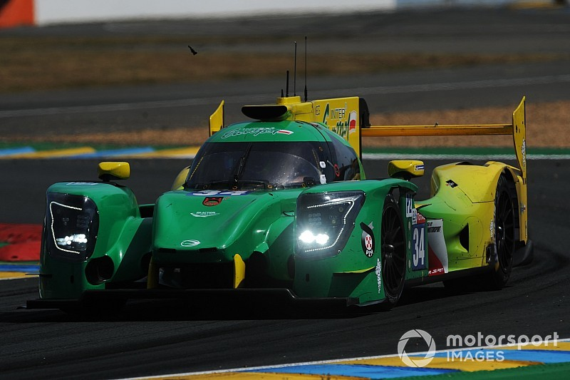 Polski zespół na mecie Le Mans