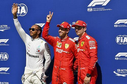 GALERIA: As imagens do dia da Fórmula 1 no Canadá