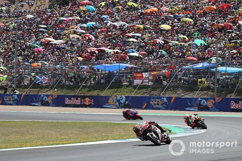 """MotoGP apunta a """"mantener el máximo de carreras"""""""