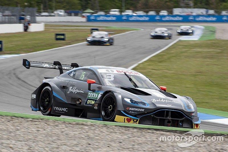 """Di Resta: Tyre """"poker"""" too risky despite shock Aston lead"""