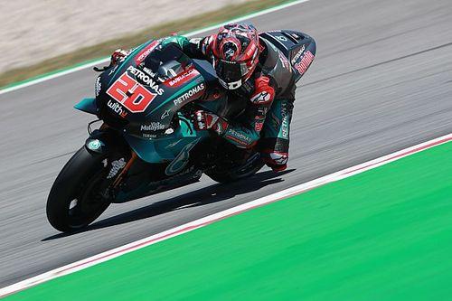 MotoGPオランダFP1:中上貴晶がホンダ勢トップの5番手。首位はクアルタラロ