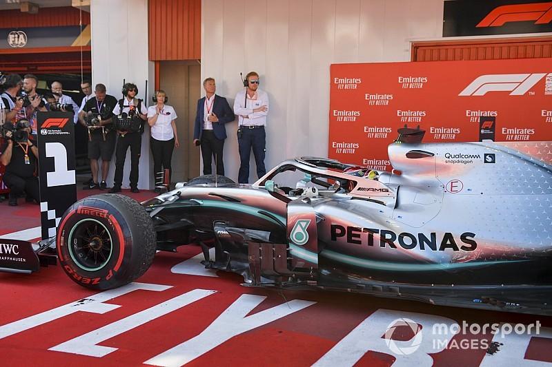Mondiale Costruttori F1 2019: Mercedes quasi a +100 sulla Ferrari dopo 5 GP