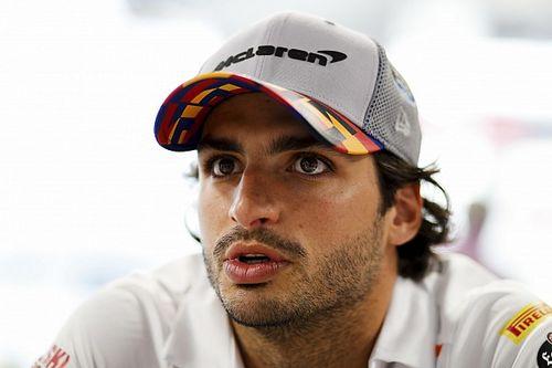 """Sainz: """"No entiendo tanta polémica con los Pirelli"""""""