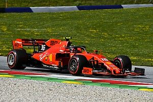 Austrian GP: Leclerc fastest again in FP3