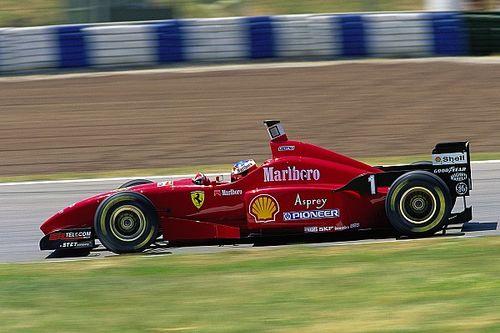 Ricciardo szerint talán nem Schumacher volt a leggyorsabb versenyző