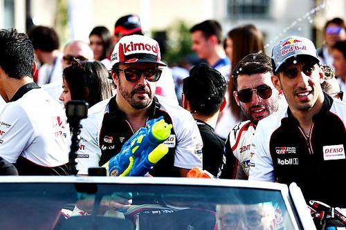 Alonso: A 7-es autó érdemelte volna meg a győzelmet…