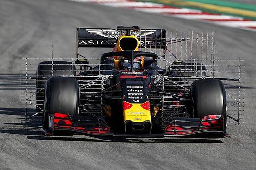 Red Bull tevreden na test ondanks probleem met aandrijving