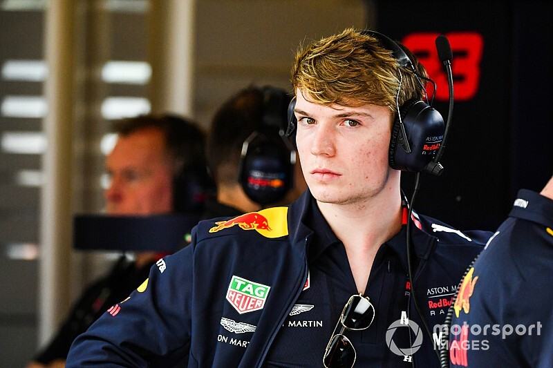 Red Bull dispensa Ticktum do programa de jovens pilotos