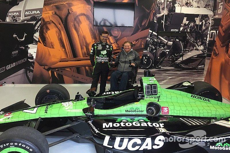 Oriol Servia torna alla Indy 500 con i debuttanti della Stange Racing