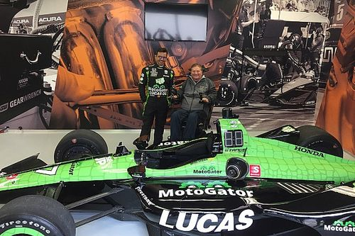 Servia joins Team Stange Racing with Arrow SPM for Indy 500