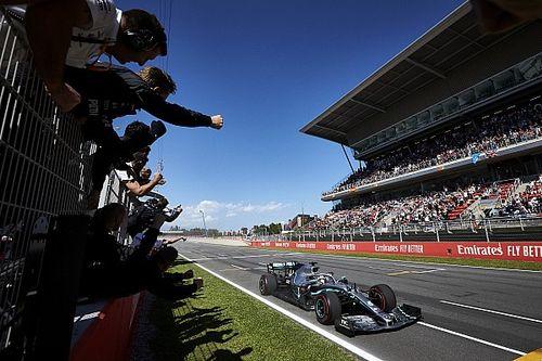 A Spanyol Nagydíj legjobb képei: TOP-55