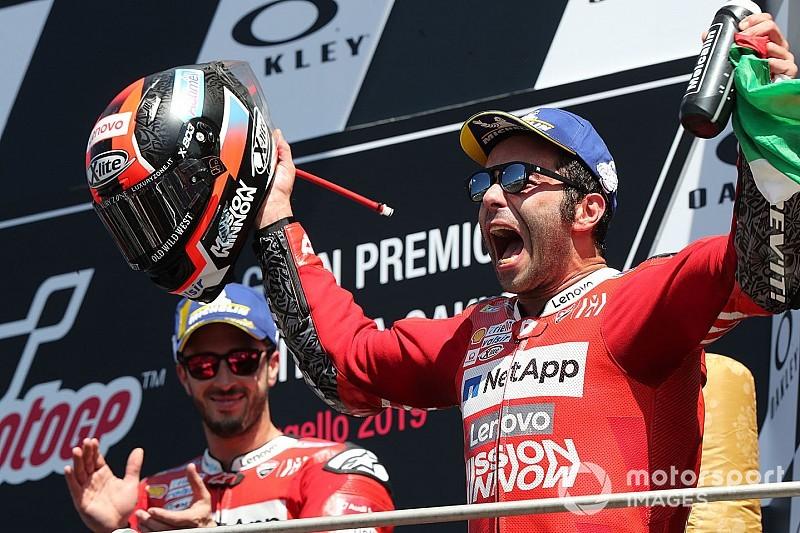 Dovizioso tak yakin Ducati segera putuskan line-up 2020