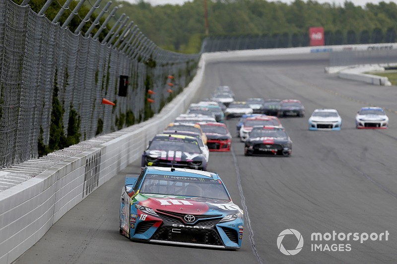 Pocono NASCAR doubleheader set for pair of 350-mile Cup races