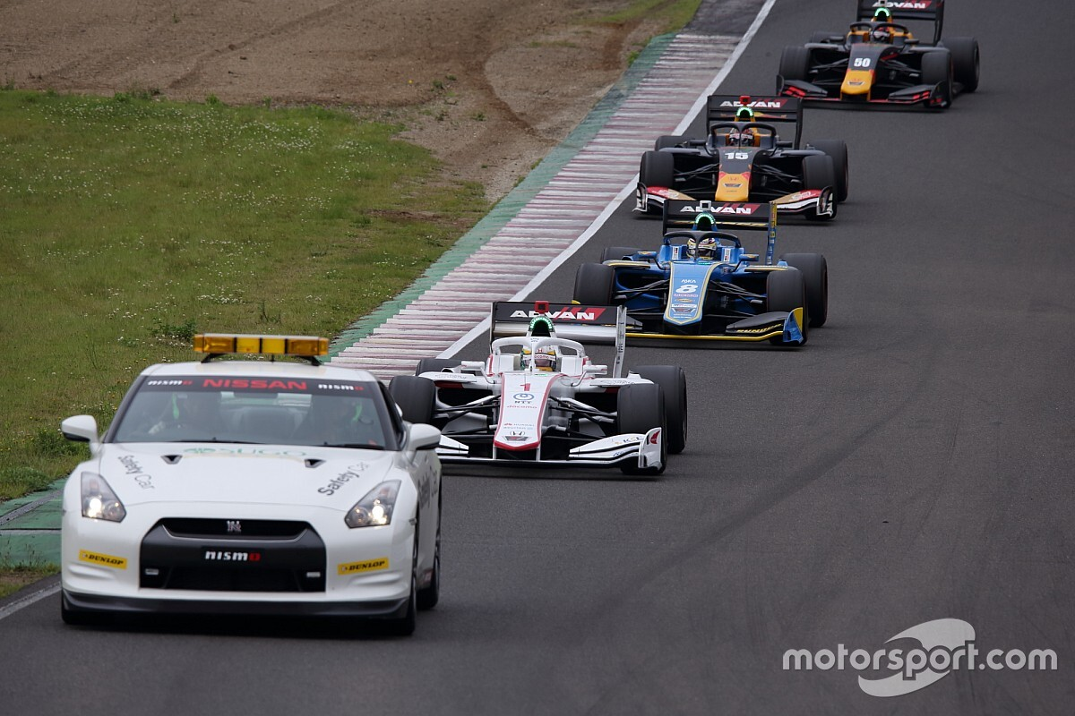 Sugo becomes latest postponed Super Formula round