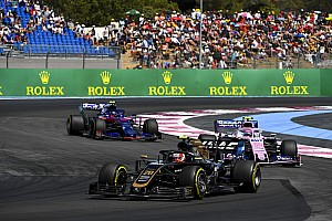 "French GP needs just ""four days"" for overtaking tweaks"