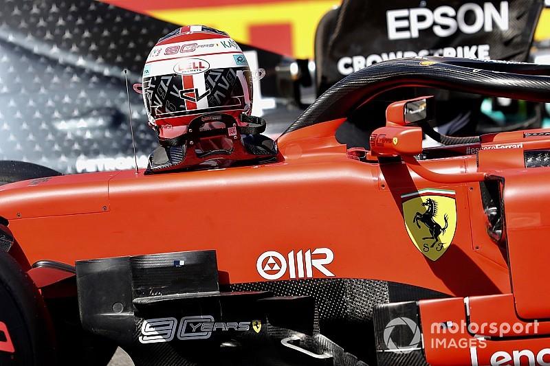 A Ferrari hátránya közel 0.9 másodpercről 0.6 másodpercre csökkent