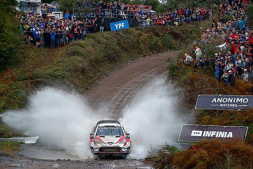 LIVE WRC - Suivez le Rallye d'Argentine en direct