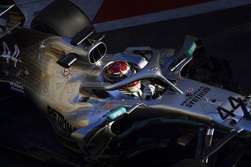 Mercedes bakal sulit pangkas keunggulan Ferrari