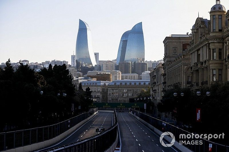 Bakú tras la línea de Fuego, por Adrián Puente