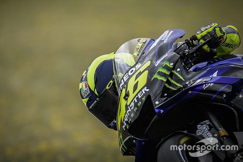 "Rossi: ""Yamaha normalmente ha sido competitiva en Le Mans"""