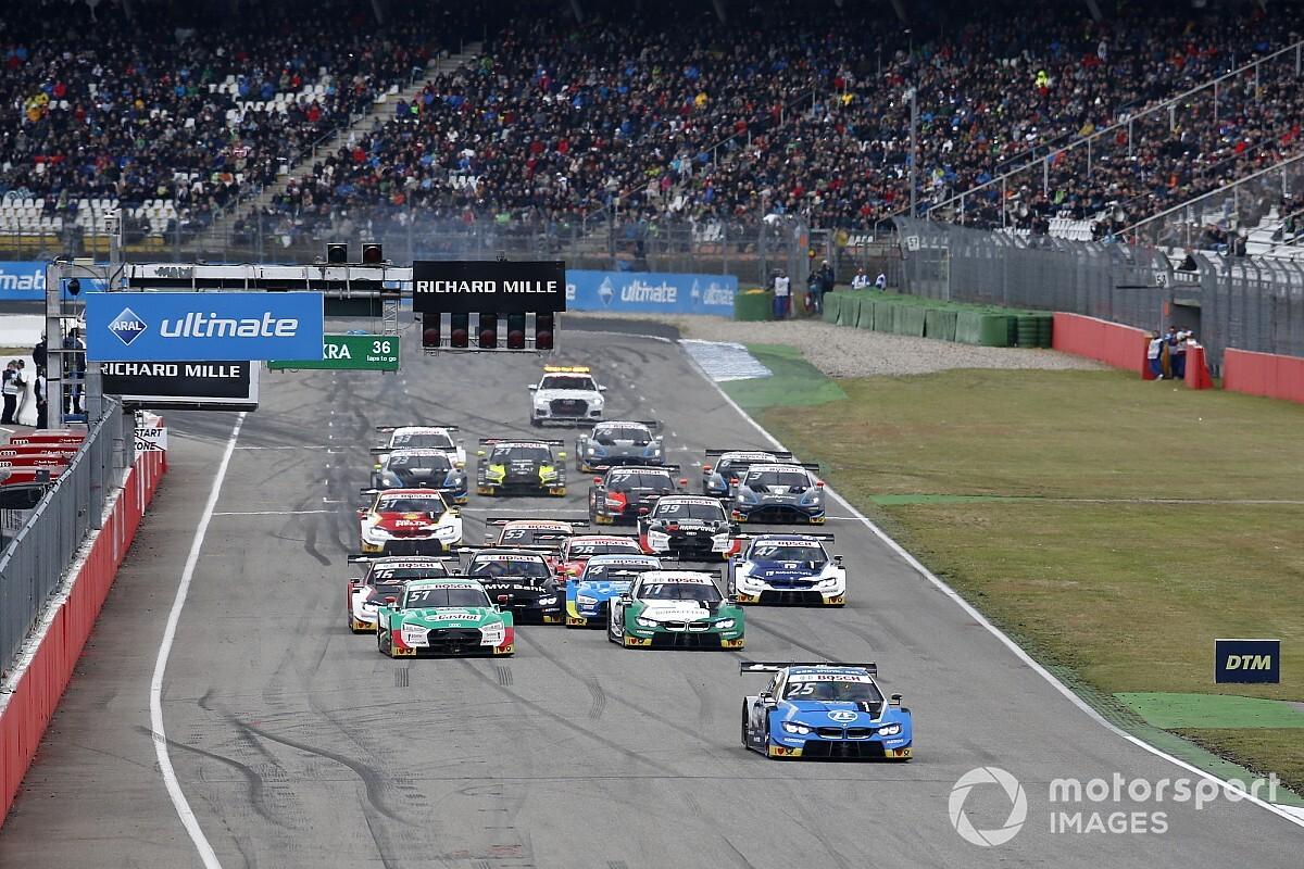 Berger makes U-turn on closed door DTM races