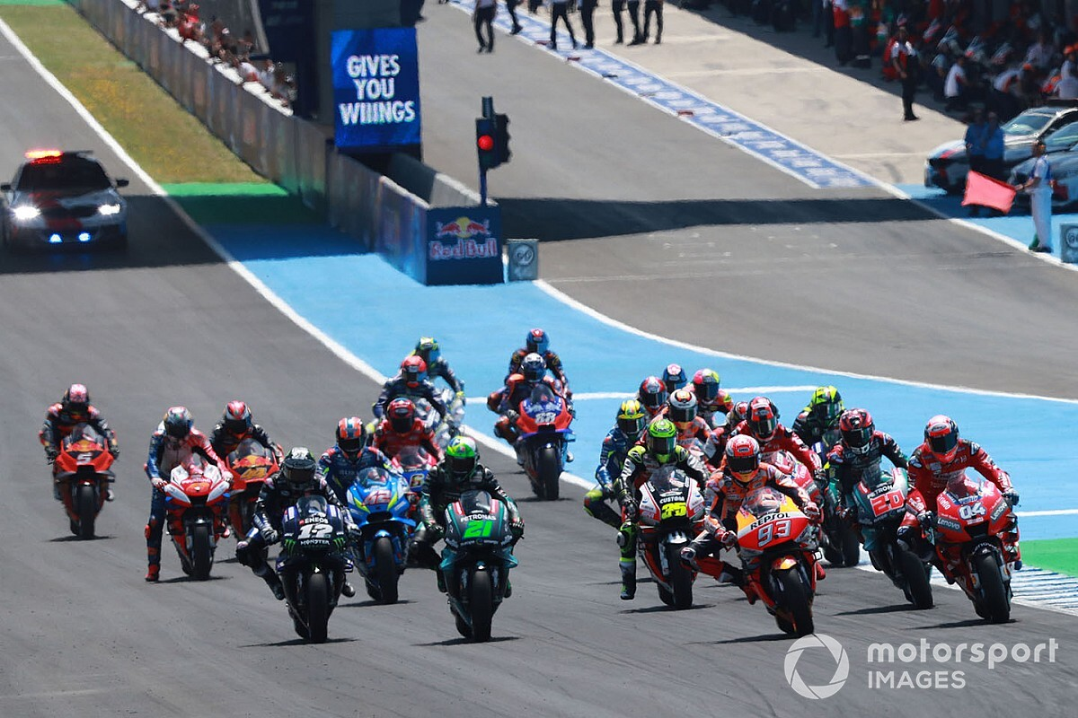 MotoGP announces plans for two July Jerez races