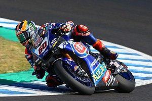 WSBK Jerez: Van der Mark maakt sterke indruk in trainingen