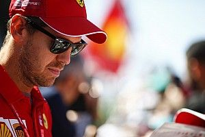 "Vettel: Rumores de mi retiro son un ""invento"""