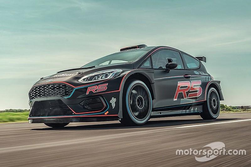 WRC: M-Sport svelate prime foto della nuova Ford Fiesta MK8 R5