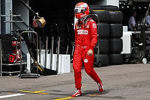 VIDEO: El despiste de Vettel en Sainte Devote