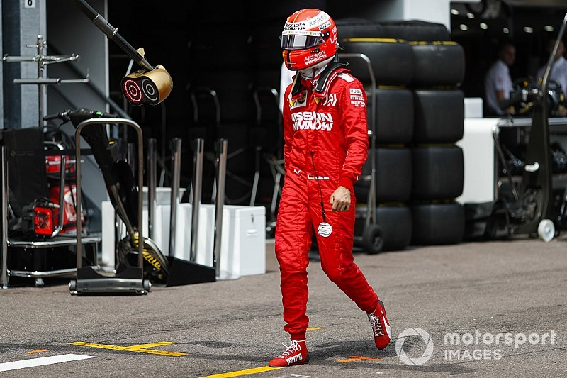 VIDEO: El despiste de Vettel en Sainte Devote