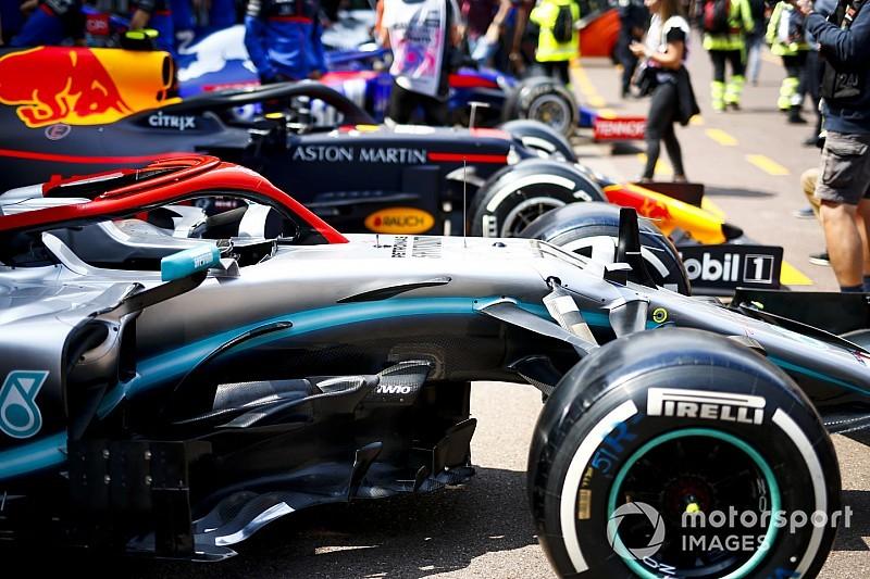 Des écuries veulent un retour aux pneus 2018, Mercedes réagit