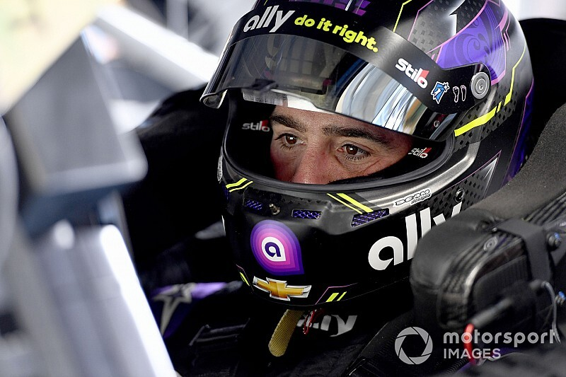 """Jimmie Johnson not 'Chasing 8,' but will """"lay it on the line"""""""