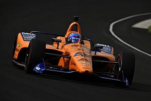 """McLaren: """"Geen excuses na mislukte kwalificatie Indy 500"""""""