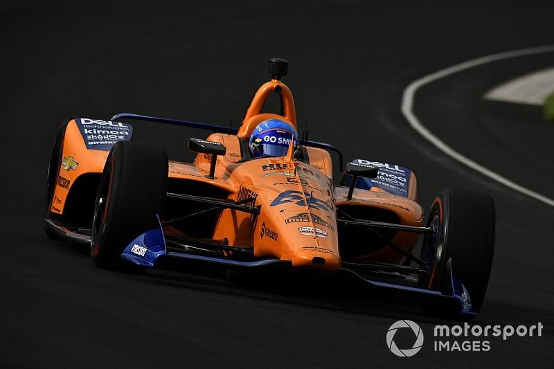 McLaren angażuje się w IndyCar