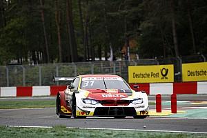 DTM на Золдері: ван дер Лінде на BMW здобув поул у другій гонці